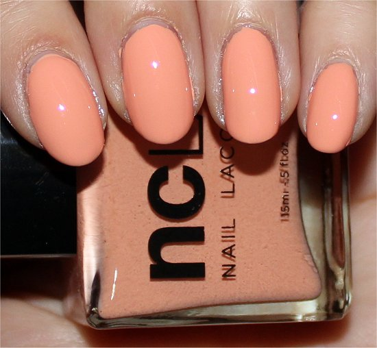 NCLA Don't Call Me Peachy Review & Swatches
