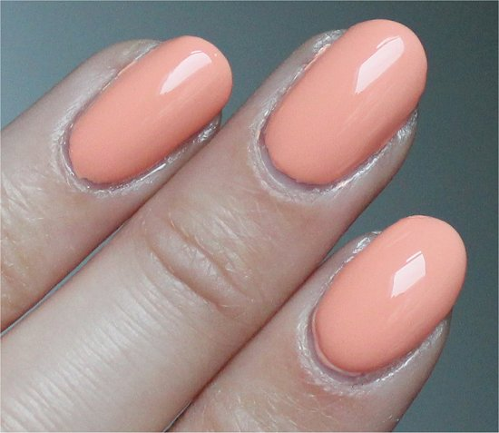 NCLA Don't Call Me Peachy Swatch