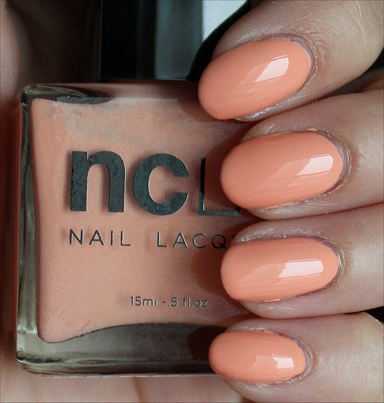 NCLA Don't Call Me Peachy Swatches & Review