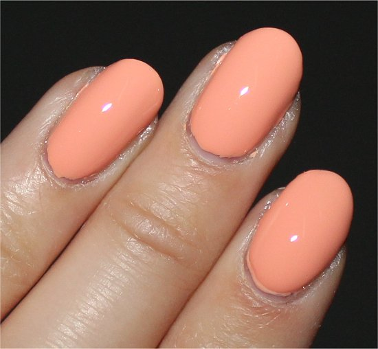NCLA Don't Call Me Peachy Swatches