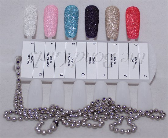 OPI Bond Girls Collection Swatches & Photos