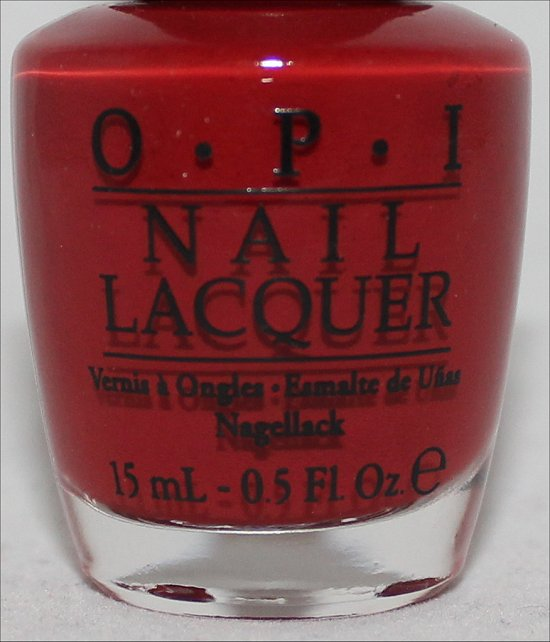 OPI First Date at the Golden Gate Swatch OPI San Francisco Collection Swatches