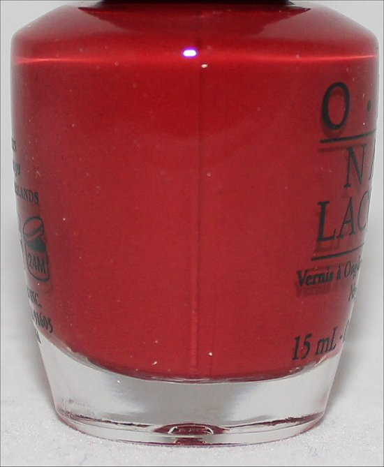 OPI First Date at the Golden Gate Swatches OPI San Francisco Collection Swatch