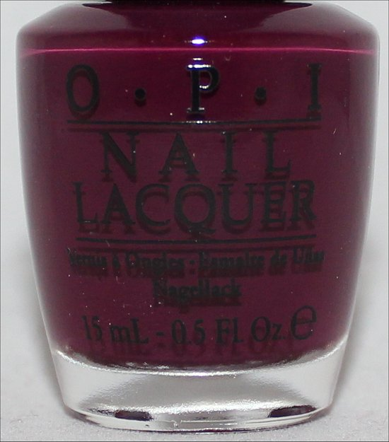 OPI In the Cable Car-Pool Lane Swatch OPI San Francisco Collection Swatches