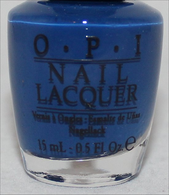 OPI Keeping Suzi at Bay Swatch OPI San Francisco Collection Swatches