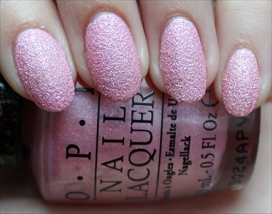 OPI Pussy Galore Review & Swatch