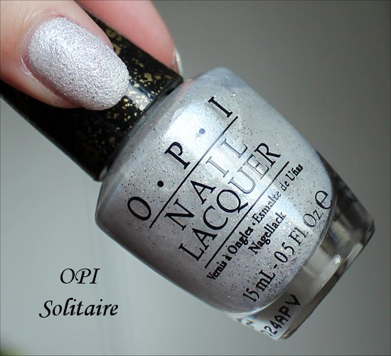 OPI Solitaire Bond Girls Collection Liquid Sand