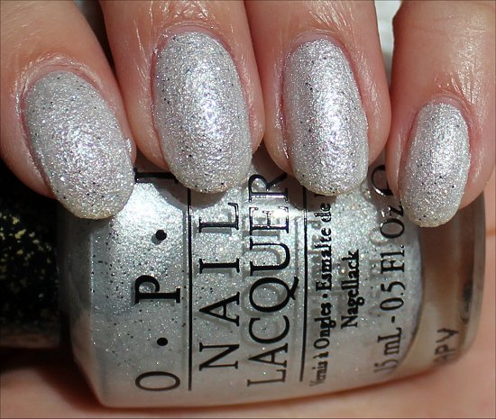 OPI Solitaire Review & Swatch