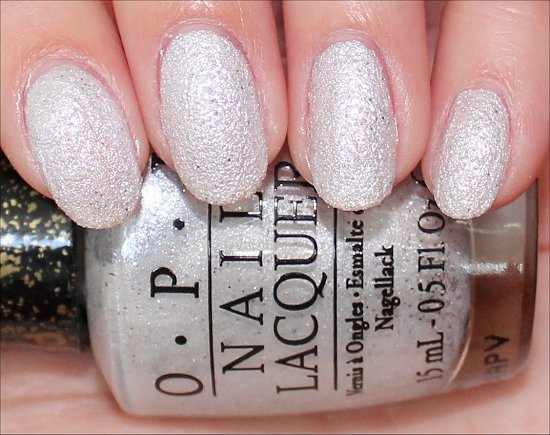 OPI Solitaire Review & Swatches