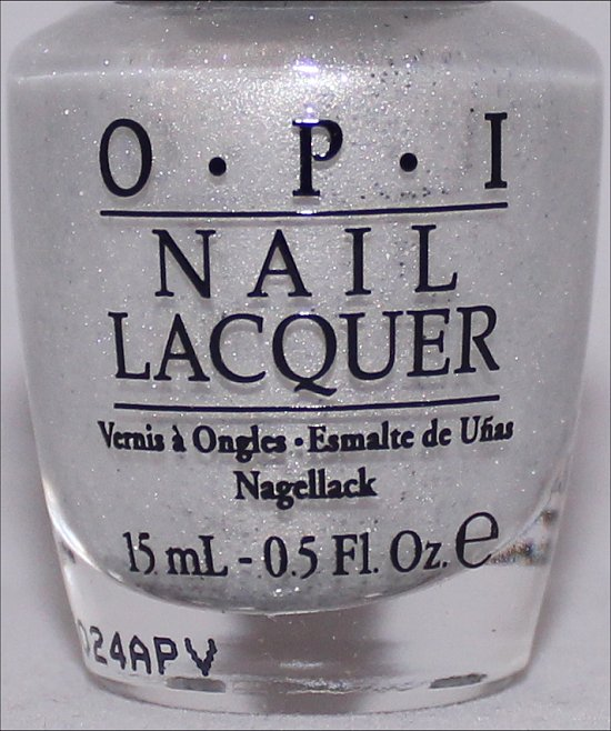 OPI Solitaire Swatch OPI Bond Girls Swatches & Press Release