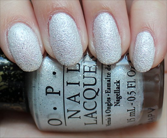 OPI Solitaire Swatch, Review & Pics