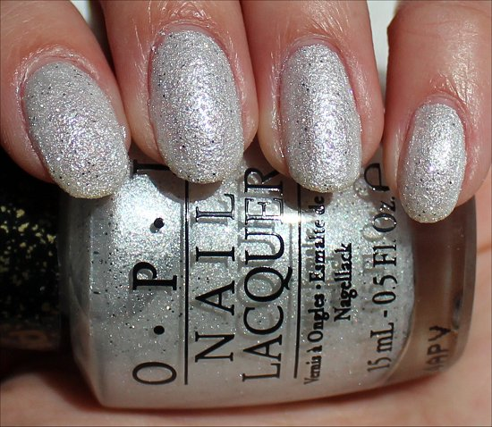 OPI Solitaire Swatches, Review & Photos