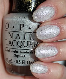 OPI Solitaire Swatches & Review