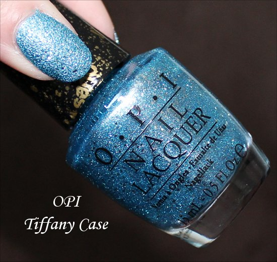 OPI Tiffany Case Bond Girls OPI Collection
