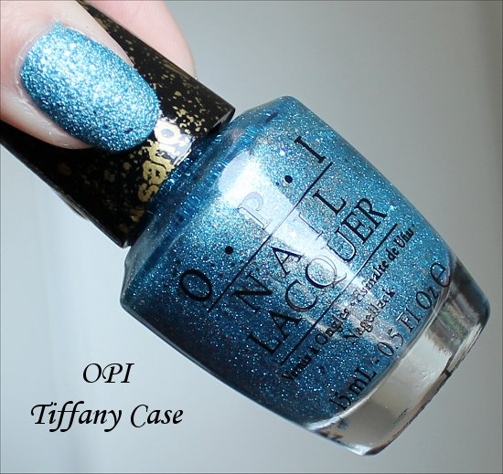 OPI Tiffany Case OPI Bond Girls Collection