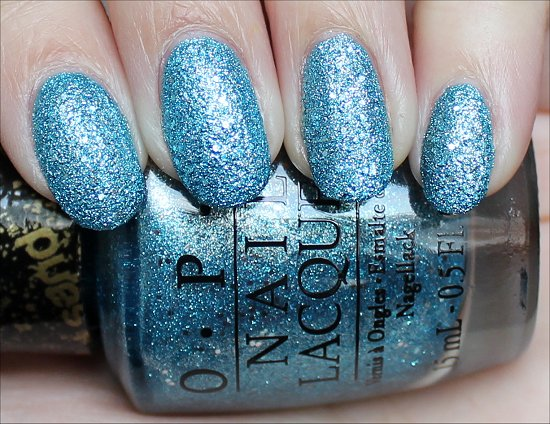 OPI Tiffany Case Review & Swatch
