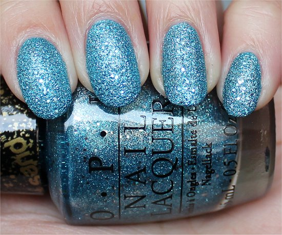OPI Tiffany Case Review, Swatches & Photos