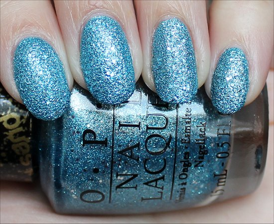 OPI Tiffany Case Review & Swatches
