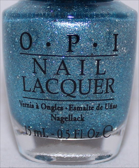 OPI Tiffany Case Swatch OPI Bond Girls Swatches & Press Release