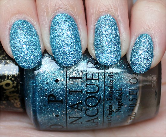 OPI Tiffany Case Swatch & Photos