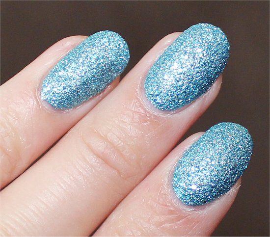 OPI Tiffany Case Swatch & Pictures