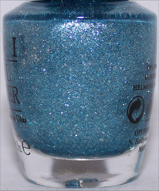 OPI Tiffany Case Swatches OPI Bond Girls Swatch & Press Release