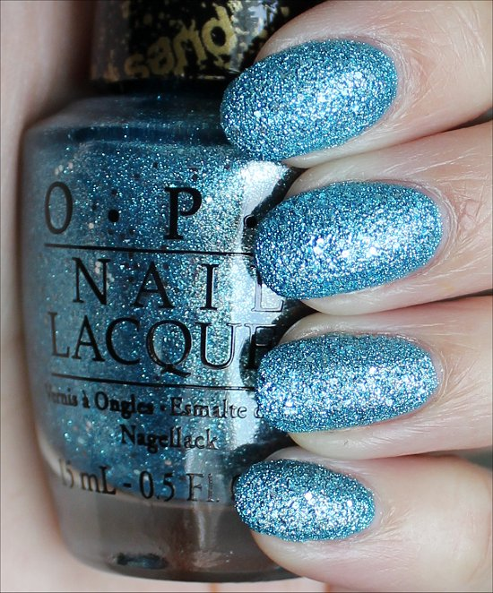 OPI Tiffany Case Swatches & Review