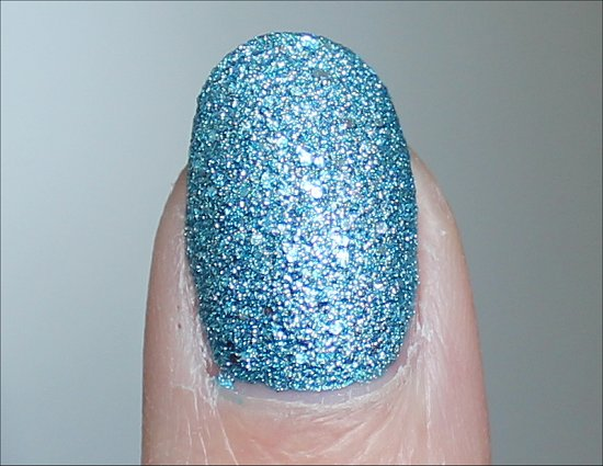 OPI Tiffany Case Swatches