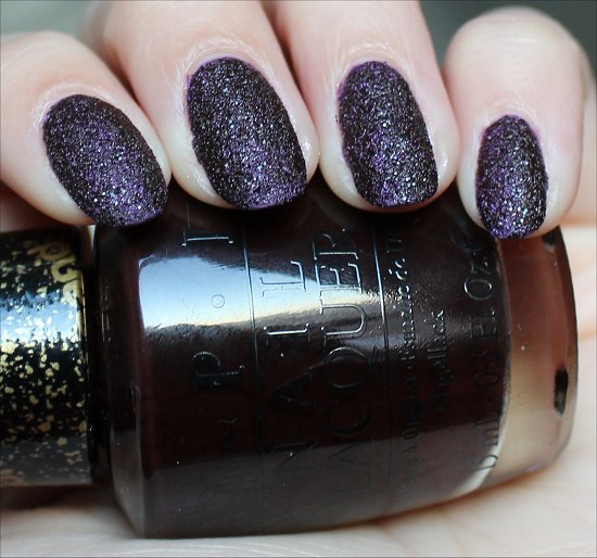 OPI Vesper Swatch, Review & Photos