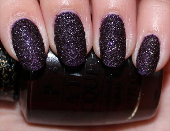 OPI Vesper Swatch & Review