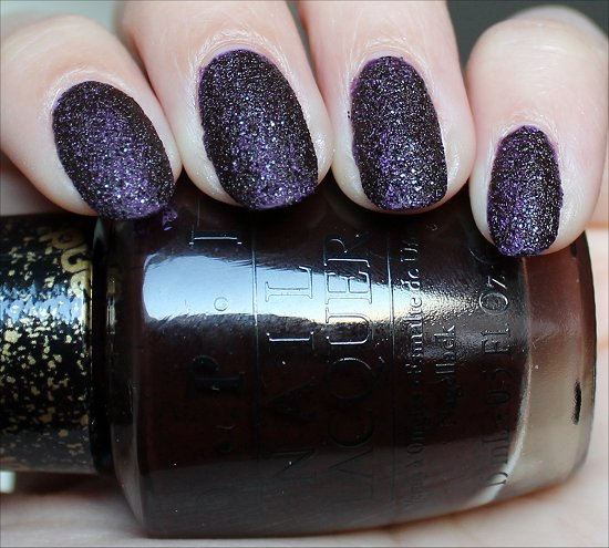 OPI Vesper Swatches, Review & Photos