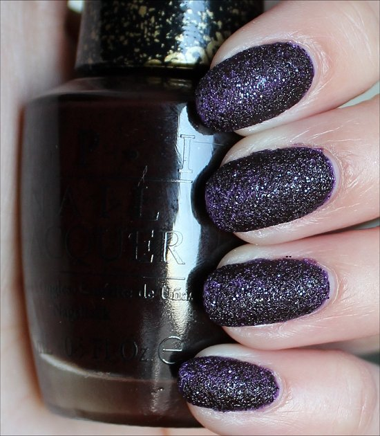 OPI Vesper Swatches & Review