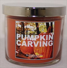 Slatkin &amp; Co. Pumpkin Carving Review &amp; Pictures