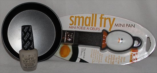 Small Fry Mini Pan for Eggs