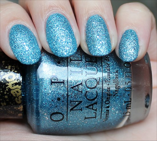 Tiffany Case OPI Bond Girls Collection Swatches & REview