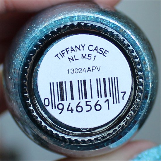 Tiffany Case by OPI Bond Girls Collection
