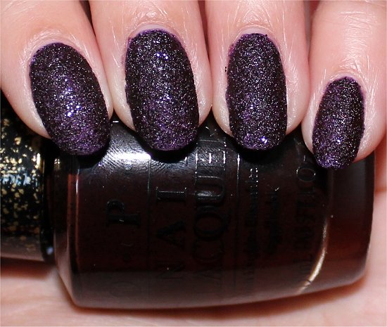 Vesper by OPI Swatches Bond Girls Collection