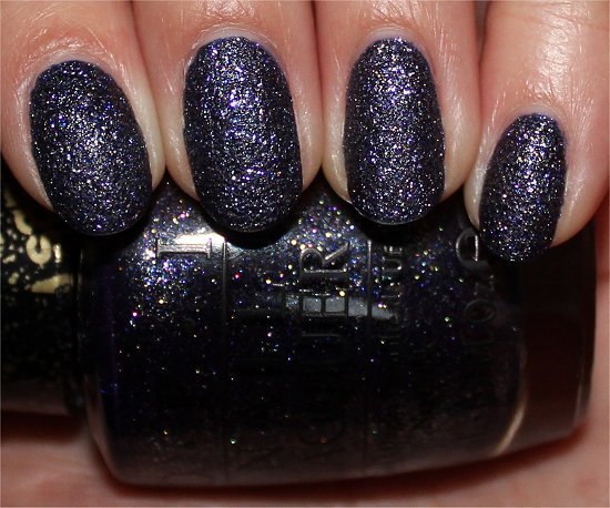 Alcatraz Rocks OPI San Francisco Liquid Sand Swatch