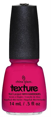 China Glaze Bump & Grind Texture Collection Press Release & Promo Pictures