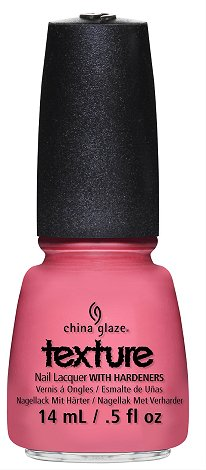 China Glaze Itty Bitty & Gritty Texture Collection Press Release & Promo Pictures