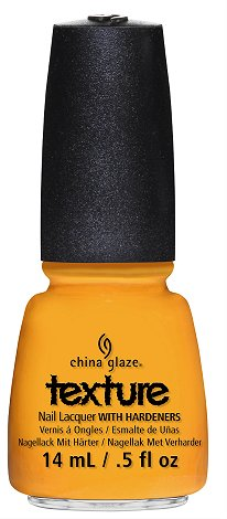 China Glaze Toe-Tally Textured Texture Collection Press Release & Promo Pictures