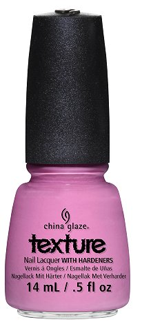 China Glaze Unrefined Texture Collection Press Release & Promo Pictures