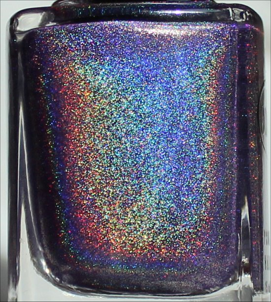 Color Club Eternal Beauty Halo Hues 2013 Purple Holo