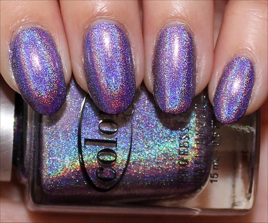 Color Club Eternal Beauty Halo Hues Swatches