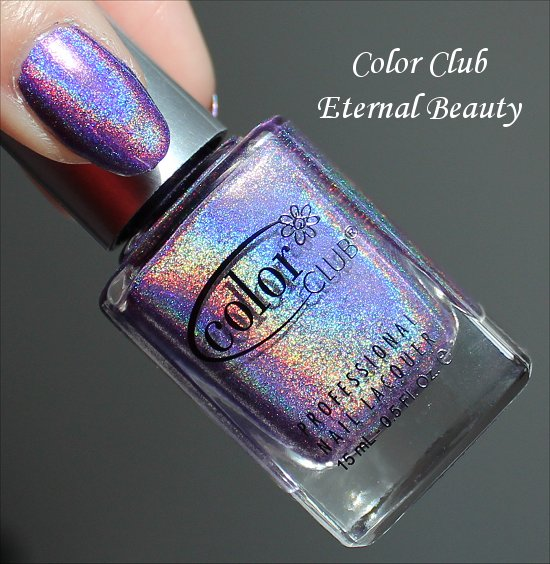 Color Club Eternal Beauty Swatch, Review & Photos