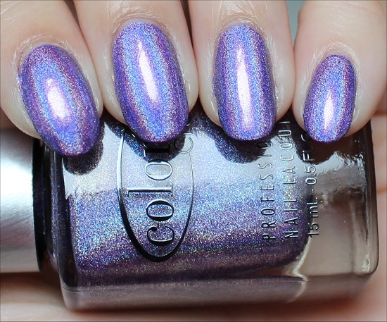 Color Club Eternal Beauty Swatch