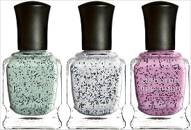 Deborah Lippmann Staccato Collection Press Release & Promo Pictures