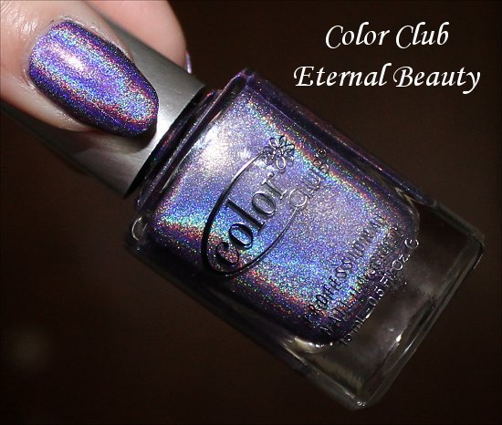 Eternal Beauty Halo Hues 2013 Color Club