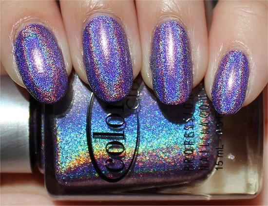 Eternal Beauty by Color Club Halo Hues Swatches 2013