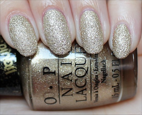 Honey Ryder OPI Bond Girls Collection Swatches & Review